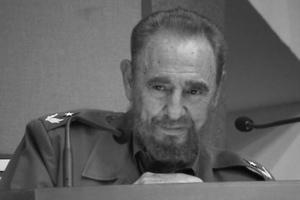 Fidel Castro nie żyje [Fidel Castro, fot. Roberto Di Fede, CC BY-SA 2.0, Wikimedia Commons]