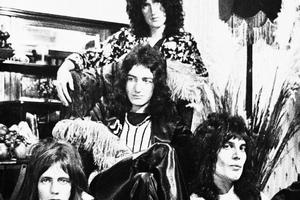 Film o Freddiem Mercurym i Queen na Boże Narodzenie 2018 [Queen fot. Universal Music Polska]