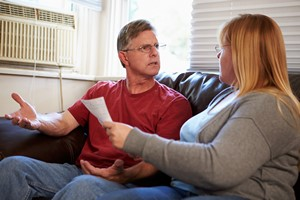 Finanse w związku. Pieniądze przyczyną kłótni [© Monkey Business - Fotolia.com]