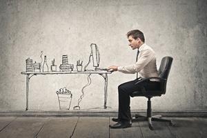 Fotel niszczy twoje zdrowie (siedzenie sprzyja chorobom wątroby) [© olly - Fotolia.com]