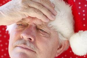 Gdy świąteczna gorączka przyprawia o ból głowy. Porady neurologa [© nebari - Fotolia.com]