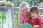 Gdy zostajesz nianią swojego wnuka [© Fotofreundin - Fotolia.com]