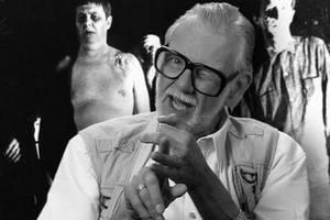 George A. Romero, twórca horrorów o zombie, nie żyje [George A. Romero fot. IFC]