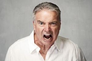 Głód naprawdę wywołuje gniew [Fot. Kurhan - Fotolia.com]