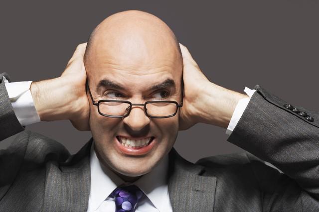 Gniew bardziej szkodliwy dla zdrowia seniorów niż smutek [© biker3 - Fotolia.com]
