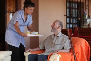 Godna starość. Opieka długoterminowa uregulowana ustawą? [© godfer - Fotolia.com]