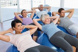 Godzina ćwiczeń tygodniowo obniża ryzyko Alzheimera o połowę [© WavebreakmediaMicro - Fotolia.com]