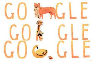 Google Doodle na Dzień Matki 2015 [fot. Google]