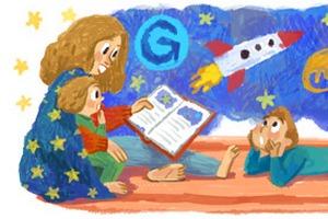 Google Doodle na Dzień Matki [fot. Google]