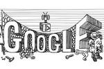 Google w hołdzie dla Lema: Trurl bohaterem animacji [fot. Google]