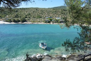 Grecja na wakacje. Thassos - rajska wyspa [fot. JEN]