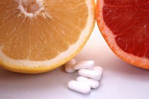 Grejpfruty wraz z niektórymi lekami to zagrożenie dla zdrowia [© kbuconi - Fotolia.com]