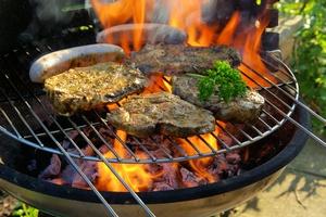 Grill - smacznie i zdrowo [© LianeM - Fotolia.com]