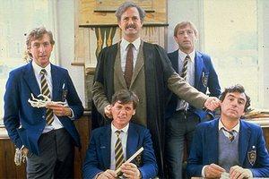 Grupa Monty Pythona znowu razem? [fot. Monthy Python Meaning of Life]