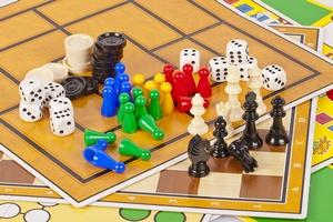 Gry planszowe wzmacniają więzy rodzinne [© Raffalo - Fotolia.com]