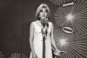France Gall fot. European Broadcasting Union