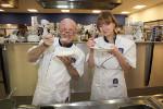 Gwiazdy promują szparagi i niemiecką kuchnię [fot. MAKRO]