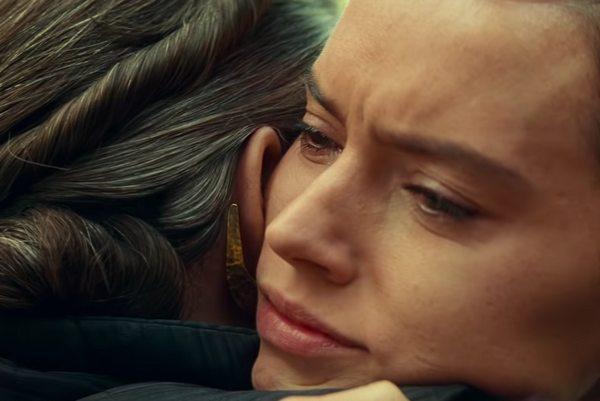 """""""Gwiezdne wojny IX"""": Zobacz pierwszy zwiastun i poznaj tytuł [Daisy Ridley, Carrie Fisher fot. Disney]"""