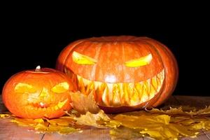 Halloween - obchodzić czy nie? [© Denis Kadackii - Fotolia.com]