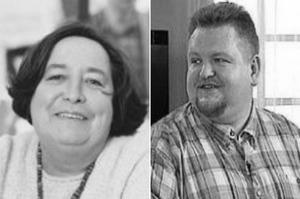 Hanna Szymanderska i Grzegorz Komendarek zginęli w wypadku [fot. Hanna Szymanderska i Grzegorz Komendarek]