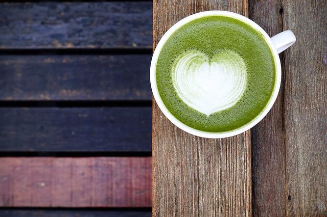 Herbata Matcha - japoński sposób na niepokój [fot. ungthuyvunguyen from Pixabay]