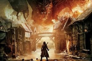 """""""Hobbit: Bitwa Pięciu Armii"""" - zobacz zwiastun ostatniej części trylogii Petera Jacksona [fot. Hobbit]"""