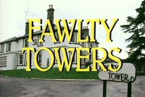 """""""Hotel Zacisze"""" zostanie zburzony [fot. Fawlty Towers - Hotel Zacisze]"""