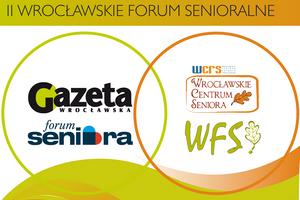 II Wrocławskie Forum Senioralne [fot. Wrocławskie Centum Seniora]