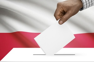 II tura wyborów prezydenckich - frekwencja  do godziny 12 [© niyazz - Fotolia.com]