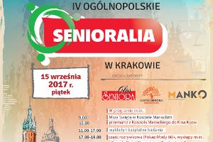 IV Ogólnopolskie Senioralia w Krakowie [Fot. materiały prasowe]