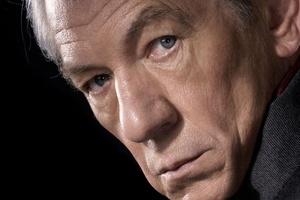 """Ian McKellen wyjaśnia, dlaczego nie zagrał w """"Harrym Potterze"""" [Ian McKellen fot. CinePix]"""