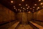 Inhalacje pełne relaksu - sauna solankowa [fot. Terma Bania]