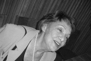 Irena Dziedzic nie żyje [Irena Dziedzic, fot. Mariusz Kubik, CC BY 3.0, Wikimedia Commons]