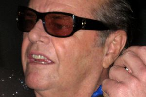 Jack Nicholson skończył 80 lat [Jack Nicholson, fot. Franz Richter, CC BY-SA 2.5-2.0-1.0, Wikimedia Commons]