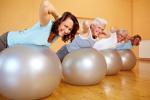 Jak bezpiecznie i zdrowo wykonywać ćwiczenia fizyczne? [©  Robert Kneschke - Fotolia.com]