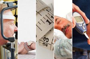 Jak być lekarzem dla samego siebie? 5 prostych zasad [fot. collage Senior.pl]