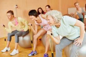 Jak ćwiczenia, dieta i medytacja hamują starzenie się [Fot. Robert Kneschke - Fotolia.com]