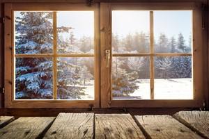 Jak dbać o drewniane okna? [© Visions-AD - Fotolia.com]