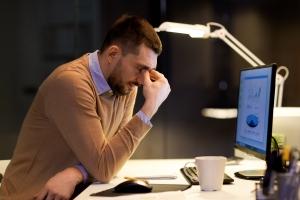 Jak dbać o wzrok w pracy? [Fot. Syda Productions - Fotolia.com]