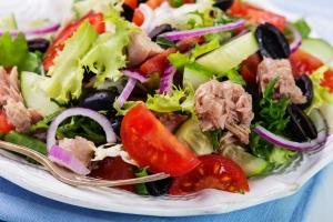 Jak dieta śródziemnomorska pomaga walczyć z depresją [Fot. Kamila Cyganek - Fotolia.com]