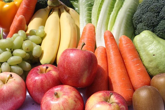 Jak dieta wpływa na objawy menopauzy [fot. Jasmine Lin from Pixabay]