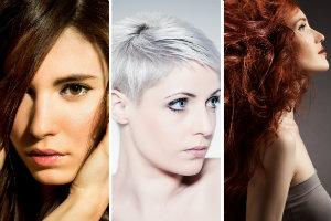 Jak dobrać fryzurę do osobowości? [fot. collage Senior.pl]