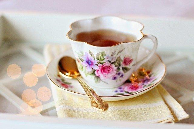 Jak herbata wpływa na mÃłzg [fot. Terri Cnudde from Pixabay]