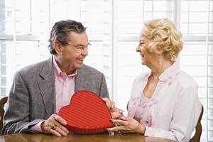 Jak i gdzie spędzić Walentynki - propozycje dla seniorów [© iofoto - Fotolia.com]