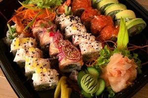 Jak i z czym je�� sushi? [Fot. Ten Sushi]