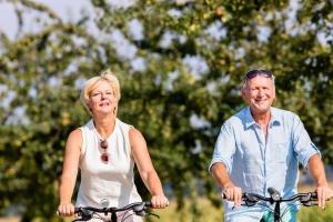 Jak jazda na rowerze wpływa na ciało?  [Fot. Kzenon - Fotolia.com]