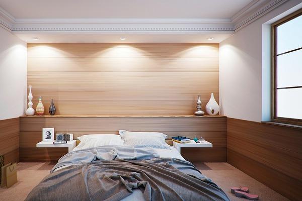 Jak łatwiej zasypiać? Kluczowa jest temperatura ciała [fot. Ferenc Keresi z Pixabay]