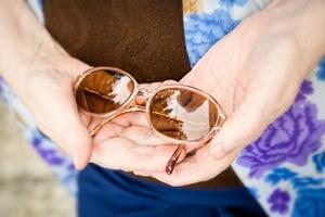 Jak mądrze chronić wzrok przed słońcem? [© Kristin Gründler - Fotolia.com]