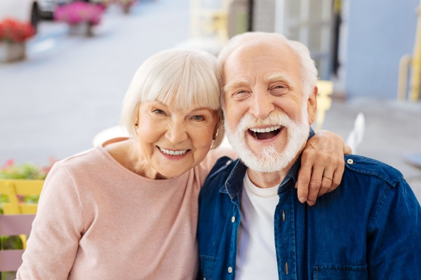 Jak małżeństwo w starszym wieku chroni zdrowie [Fot. zinkevych - Fotolia.com]