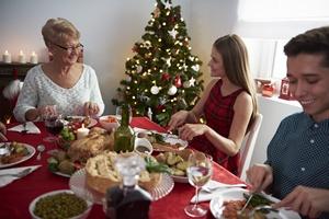 Jak nie przejadać się w Święta? Przestrzegaj 9 zasad [© gpointstudio - Fotolia.com]